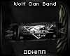 ᛟ Wolf Clan Band