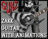 @ Zakk Animated Guitar