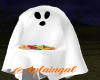 Halloween Ghost/Candy