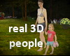 real 3D people