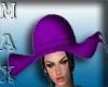 Beachy Hat Purple