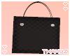 T | Charcoal Gucci Purse