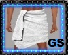 """GS"" Bath Towel White"