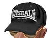 Lonsdale cap Black