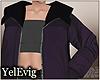 [Y] Layerable purple coa