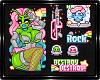 Alien Theme Badge Bundle