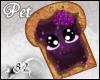 *82 Toast w/ Jam