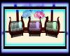 {Nstyle} purple bby crib
