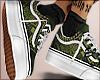 !.Snake Sneakers.