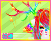 `N Kawaii Rainbow Antler