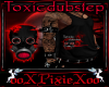 M red toxic dubstep top