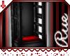 +R+ Pvc red bar seat