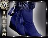 (MI) Fall Blue boots