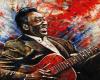 Blues Legend #2 Canvas