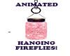 Hanging Fireflies