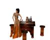 Arabian dream table bar