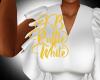 IB Ruffle White