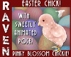 PINKY EASTER CHICK!