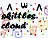 [ba] skittles cloud :D