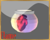 Baileys heart in a jar