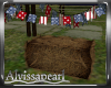 July 4th Hay Bale