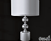 Minimalist Glass Lamp
