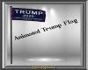 Anim Trump Flag V1