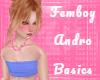 Andro Basics - Blue