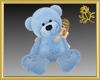 My Blue Teddy