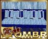 QMBR Coach Long Blue