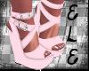 [Ele]PINK WEDGES