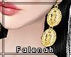 💃 La Fugitiva Earring
