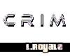 LR| Single CRIM Bag