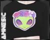 * Hipster Alien