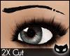 [SIN]Cut Eyebrows[black]