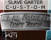 +KM+ Garter Cappo -C-