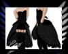 Blk Gry Lolita M Dress