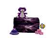 Purple Toy box