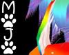 (MOJO) RainbowCabbitEars