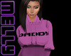 MC | Daddy Hoodie Pink