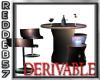 Fountain Bar Table Drv