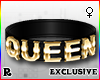 ☢! Queen Collar Gold