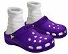 Crocs Purple Female