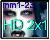 MIX HD 2x1 Marilyn Manso