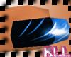 [KLL] BLUE BLACK NAILS
