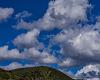 Sky background plane