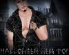 Halloween Webs Top