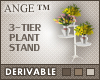 Ange™ 3-Tier Plant Stand