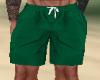 Forrest Grn Swim Trunks