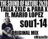 TALLA 2XLC -The Sound Of